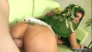 Beautiful rucca page hot anal 2