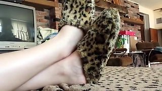 Crazy amateur Foot Fetish, Fetish porn clip