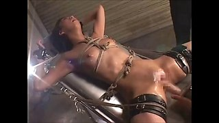 jav - fucking machine orgasm 7