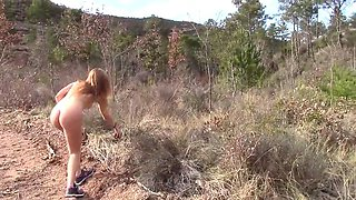 outdoor nude walk