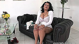 See Danica's Big Tits And Wet Pussy