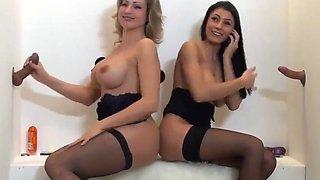 Fabulous Japanese model in Incredible Italian, Pornstar JAV clip