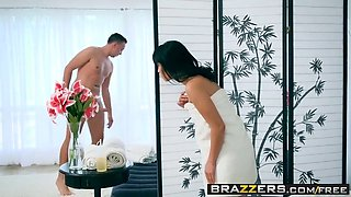 brazzers - dirty masseur -  curious cock massager scene star
