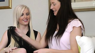 Elegant british matures in menage a trois