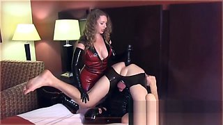 Mistress in whore training
