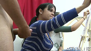 babes give nice fellatios amateur video 1