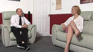 Amelia jane rutherford punished