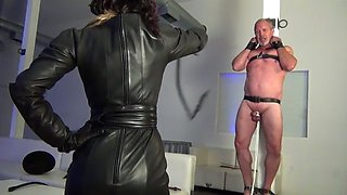 mistress ct dn whiping femdom