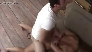 Busty Blond Forced