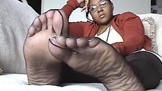 sexy pantyhose soles 2
