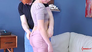 Olivia Kasady is a sex slave willing to obey all master's wishes