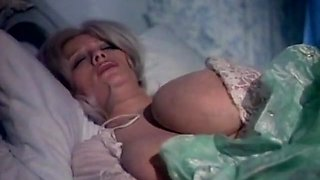 Delightful MILF Has a Bad Dream (1970s Vintage)