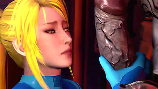 SAMUS AND UNKNOWN PLANET 2