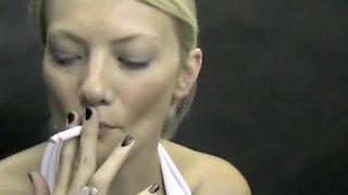 Crazy amateur Blonde, Fetish porn movie