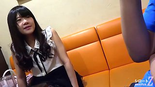 japanese student teen back job