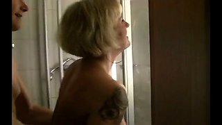 German mature anal soul