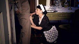 Jessyka Swan - French maid