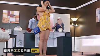 Big Butts Like It Big - Mandy Muse & Jason Brown - Ho In