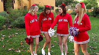 Lesbian american teens