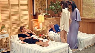 Mmffmike: hot asian girls seduce two guys. Classic!