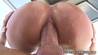 Amazing pornstars Dollie Darko, Mike Adriano in Crazy Anal, Facial adult scene