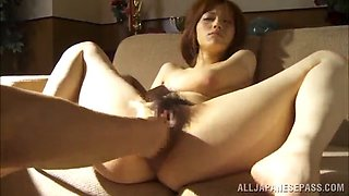 pretty asian babes with small tits coping with huge dick doggystyle