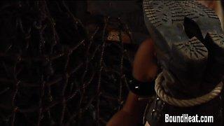 Slave Huntress II New Girl In Bondage