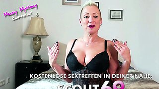 GERMAN MILF Fuck with Brother in Law to get Pregnant