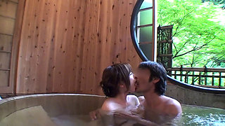 Hot-spring Affair With A Japanese Married