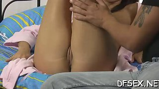 Nonstop amateur defloration