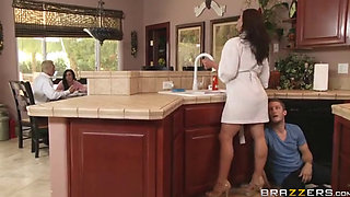 Kendra Lust, Brick Danger in Fucking The Neighbors Wife, HD From Brazzers Networ