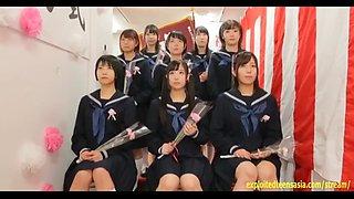 Jav idols shirai toda eikawa suck and fuck the glory hole