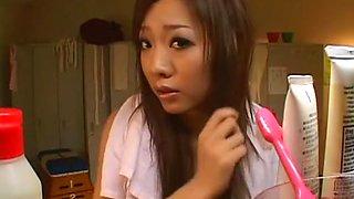 Best Japanese slut Ayame Sakura 2 in Hottest Fingering, Bikini JAV video
