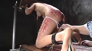 Amazing Japanese chick Runa Sezaki in Fabulous Big Tits, Doggy Style JAV scene