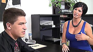 Shay Fox in my boss is a cougar