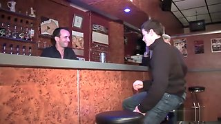 Foursome Fuck With 2 French Sluts Candice Marchal at a Sex Club