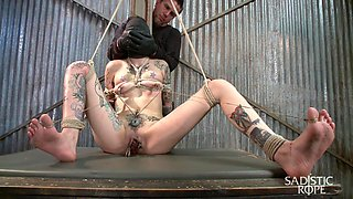 Krysta Kaos in Fisting, Water Boarding, Extreme Torment, And Brutal Bondage - SadisticRope
