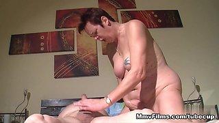 Exotic pornstar in Horny Medium Tits, Redhead porn video
