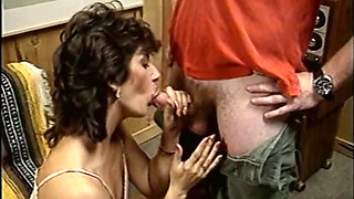Sharon Mitchell The Amorous Adventures of Janette Littledove (1988) Part 02