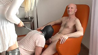 sadobitch - mistress with hubby