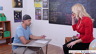 NAUGHTY AMERICA DREAMING ABOUT FUCKING THE TEACH