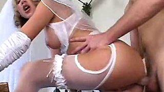 Creampie Bride