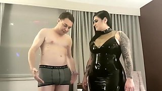 Ballbusting: Mistress Kawaii and the castration of Andrea Dipre