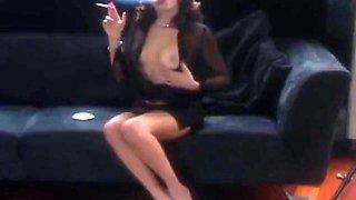 Smoking Fetish - Karen 01