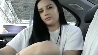 Angelicbabexxx in car