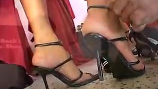 Incredible homemade MILFs, Slave adult movie