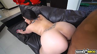 Bow to this monster big ass alycia starr