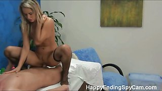 Our hidden spy cameras caught Aleska the massage therapist