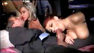 Italian Anal Divas Threesome... Vintage