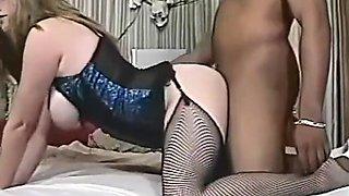 Fabulous Interracial, Fetish sex movie